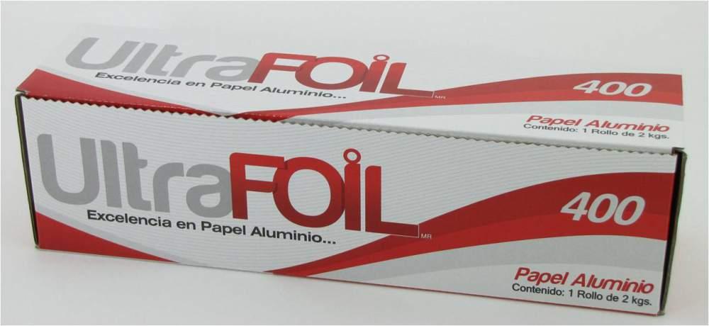 ALUMINIO ULTRAFOIL FDA