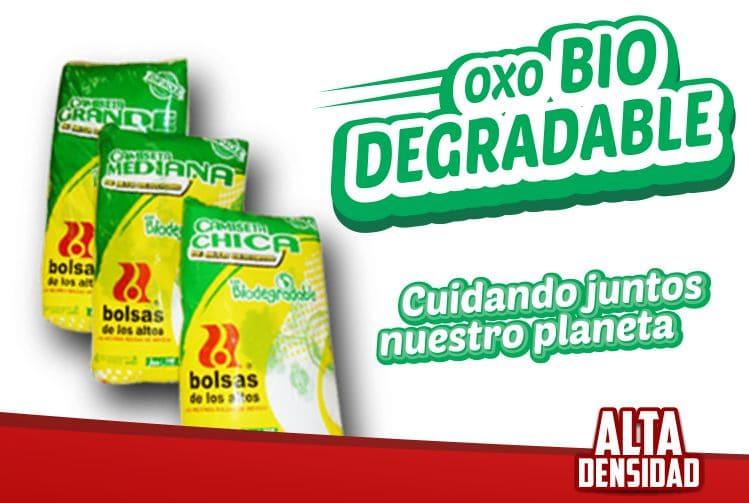 BOLSA ALTOS BIODEGRADABLE
