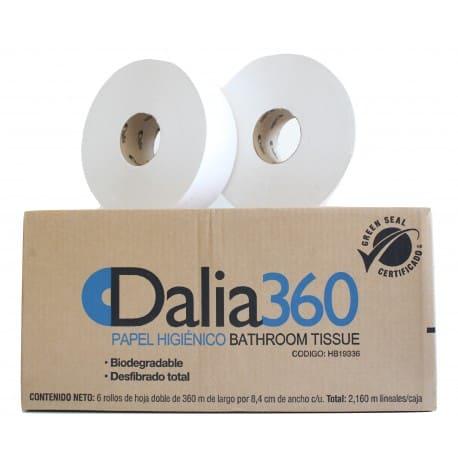 FAPSA PAPEL HIG. JUMBO DALIA 360