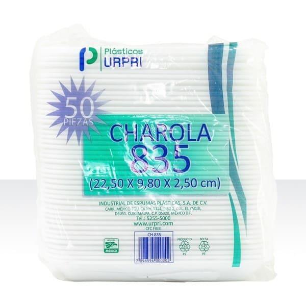 CHAROLA 835 URPRI