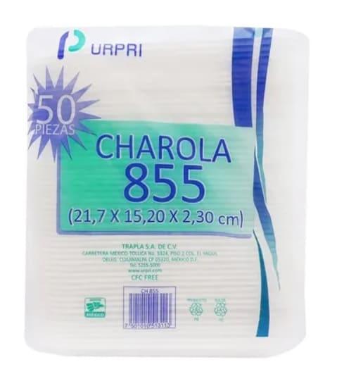 CHAROLA 855 URPRI